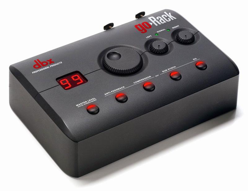 procesor dźwięku poprawiający jakość dźwięku dla Dj na Wesele